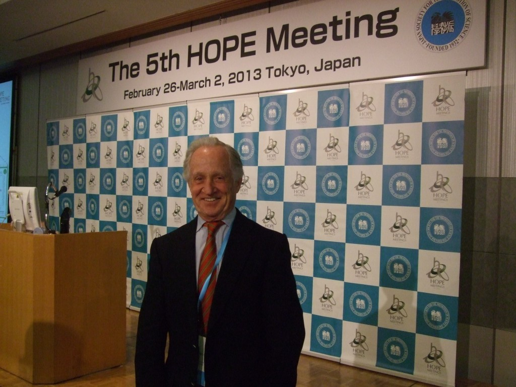 The 5th Hope Meeting - Tokyo, Japan - March 2013